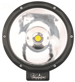 "Ironman 7"" LED comet driving light 12-24V"