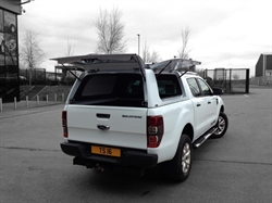 Hard top Alpha Gullwing til Ford Ranger T6 Double Cab årg. 12>