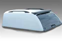 Hard top Carry Boy 560 uden side ruder til Ford Ranger double cab årg. 06-11
