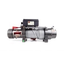 Dragon Winch Highlander 9000HD el-spil 12v