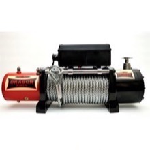 Dragon Winch Maverick 12000HD el-spil 12v
