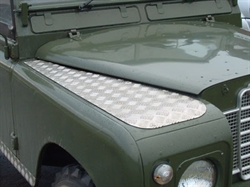 Wing tops til Land Rover Serie