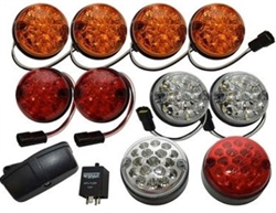 Lygtekit LED til Land Rover Defender