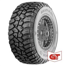 General Grabber M/T str. 33/12.50R15 (G/C/74db)