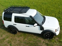Tembo 4x4 Roofrack Land Rover Discovery 3 & 4 Black