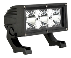 Ironman LED 3x10W spot beam light bar