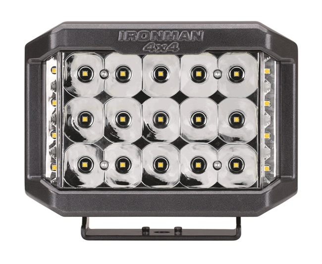 Ironman 5x7 Eclipse LED Driving Lights
