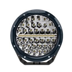 "Ironman 9"" Meteor Driving Light med indbygget positionslys 10-30V"