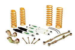 "Patrol Y60/Y61 Ironman 4"" suspension kit"