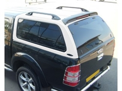 Hard top Carry Boy 560 til Ford Ranger og Mazda B2500 Double Cab årg. 99-06