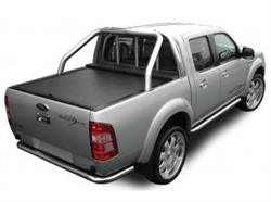Lad cover - Roll And Lock Lid til Ford Ranger Double cab år. 03-07