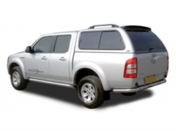 Hard top Carry Boy 560 Leisure til Ford Ranger double cab årg. 06-11