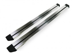 Trinbrædder/Polish Running Boards til Range Rover P38