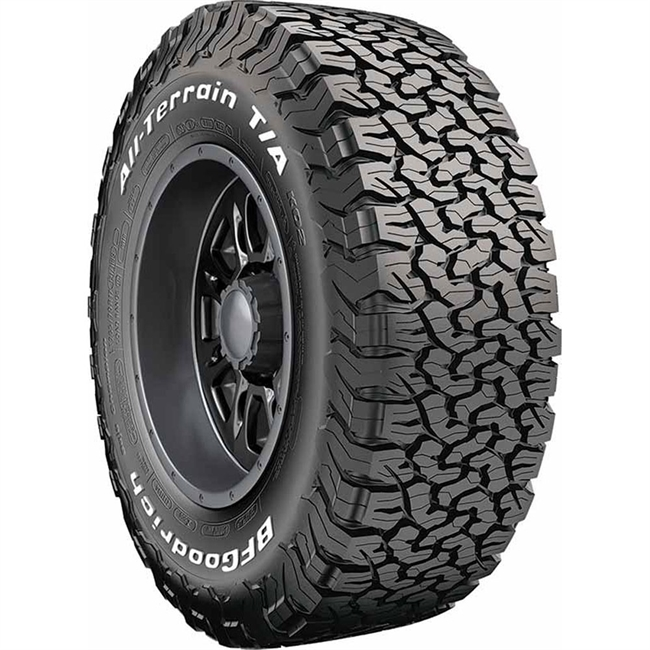 BF Goodrich All Terrain KO2 str. 33/12.50R15 (F/B/75db)