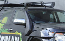 Ironman Airforce Snorkel Ford Ranger XLT Wildtrack 2.2L & 3.2L Diesel årg. 2011+