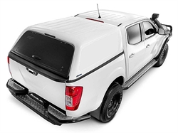 Hard top Aeroklas Commercial u/sideruder til Mercedes-Benz X-Class Double Cab årg. 17+
