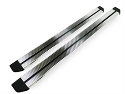 Trinbrædder/Polish Running Boards til Ford Ranger & Mazda B2500/BT50  Double Cab årg. 99-11