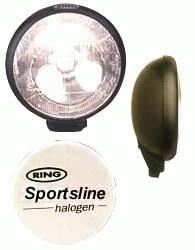 Ring Sportsline Round Driving lamps 55W